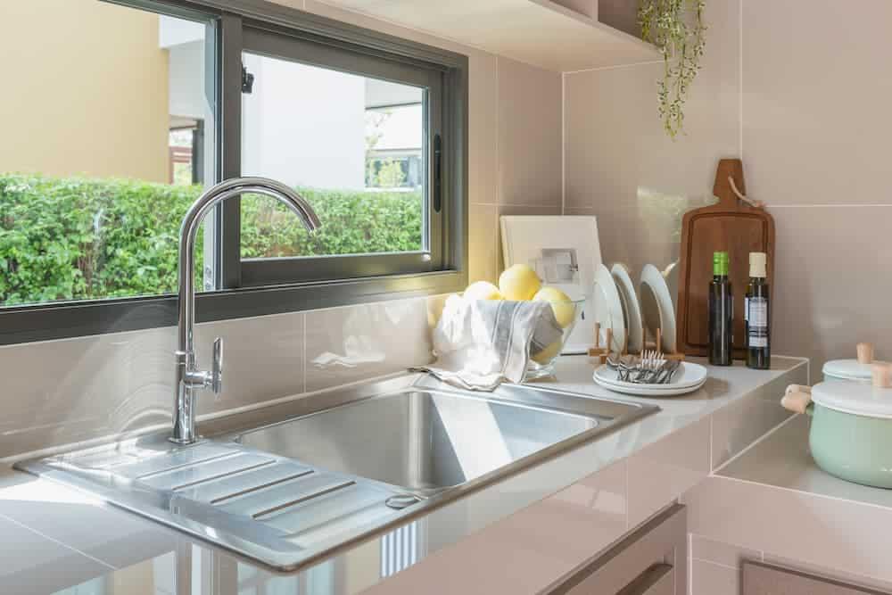 Orenda Home Garden_Stainless Steel Sink for the Kitchen