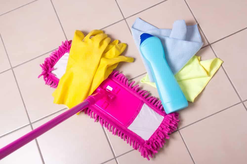 Orenda Home Garden_Tile Flooring Cleaning Essentials