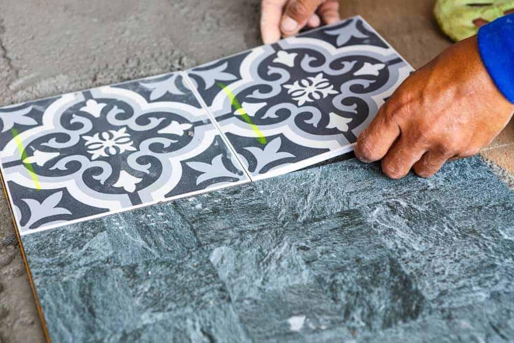Orenda Home Garden_Ceramic Tile Flooring for the Kitchen