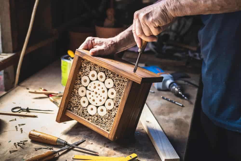 Orenda Home Garden_Benefits of a DIY Insect Hotel