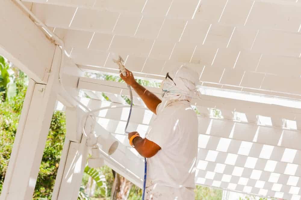 Orenda Home Garden_Tips for Spray Painting a House